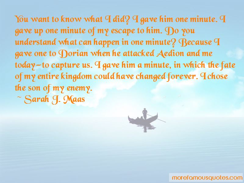 In One Minute Quotes