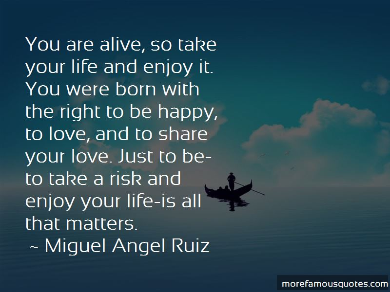 Life And Enjoy Quotes Pictures 2