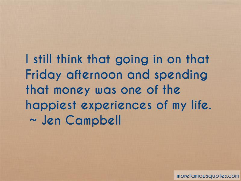 Life Is Still Going On Quotes