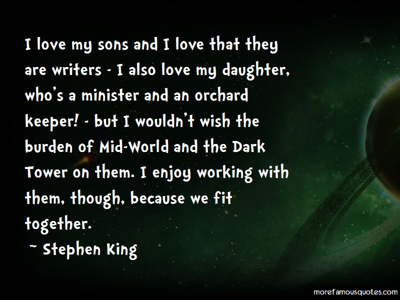 Love My Sons Quotes Top 60 Quotes About Love My Sons From Famous Impressive I Love My Sons Images