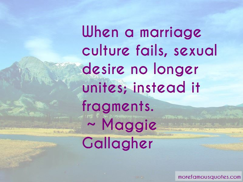 Marriage Culture Quotes
