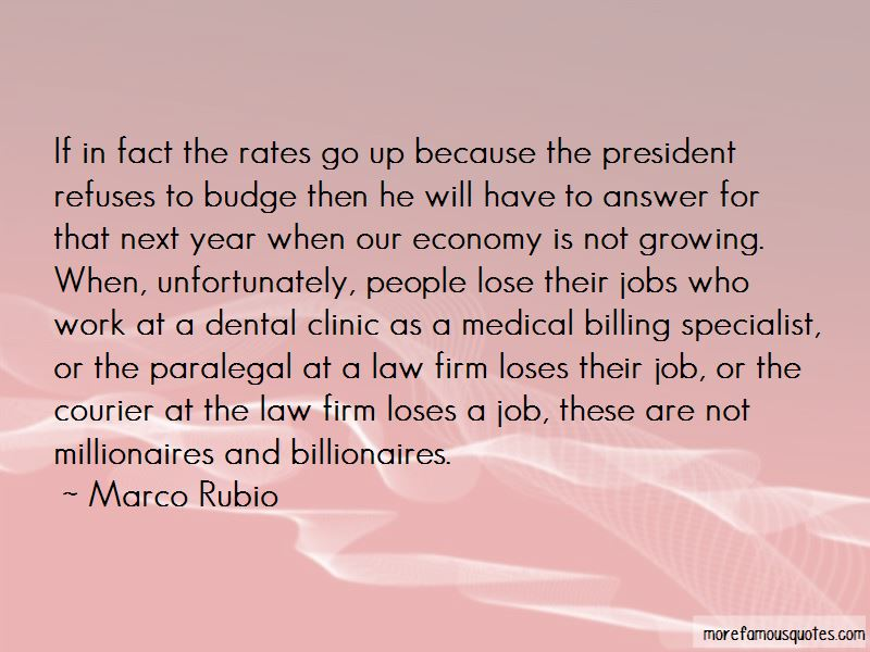 Medical Specialist Quotes
