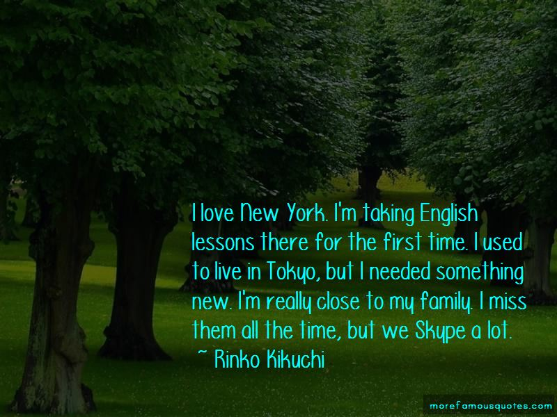Miss U My Love Quotes