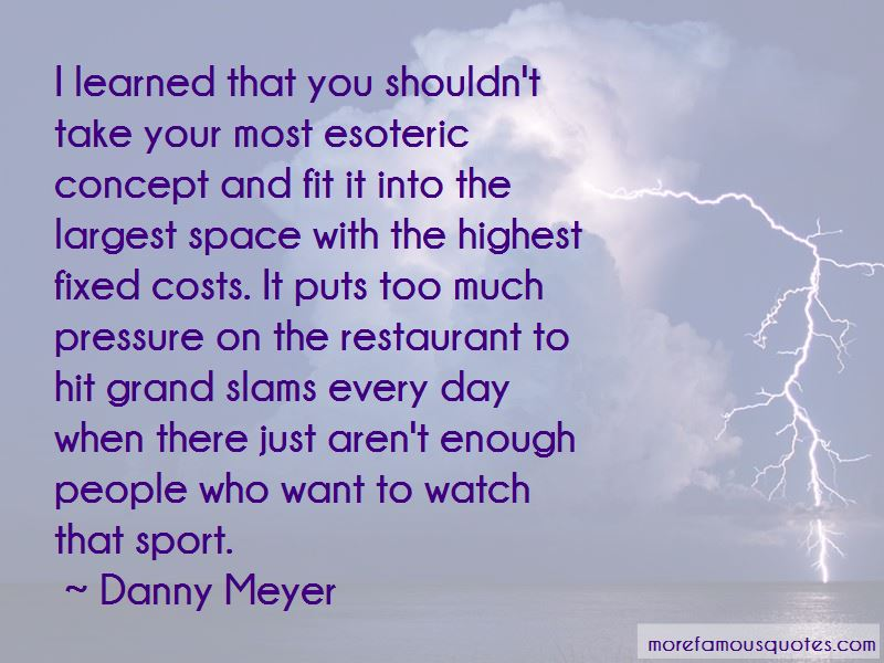 Most Esoteric Quotes