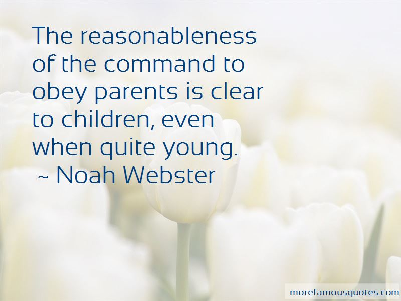 Obey Parents Quotes