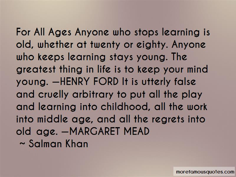 Play And Learning Quotes