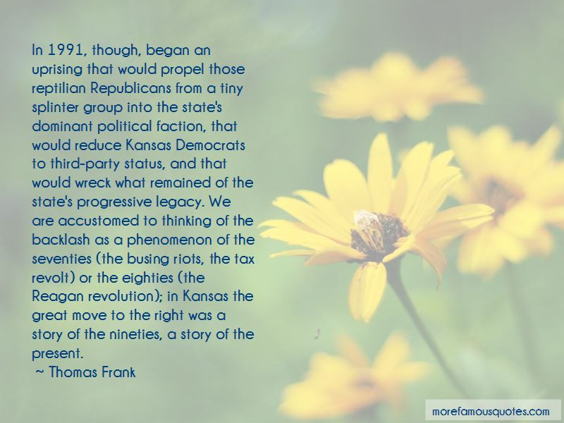 Political Third Party Quotes