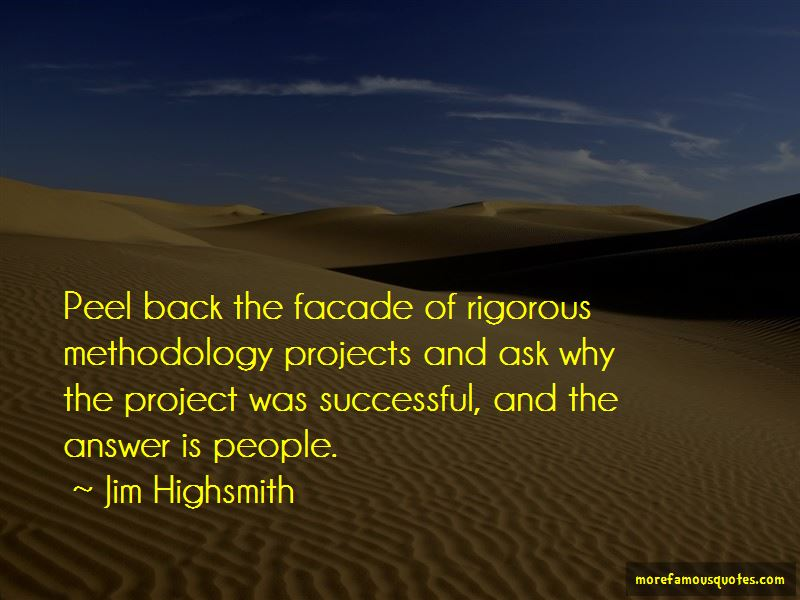 Project Methodology Quotes Pictures 2