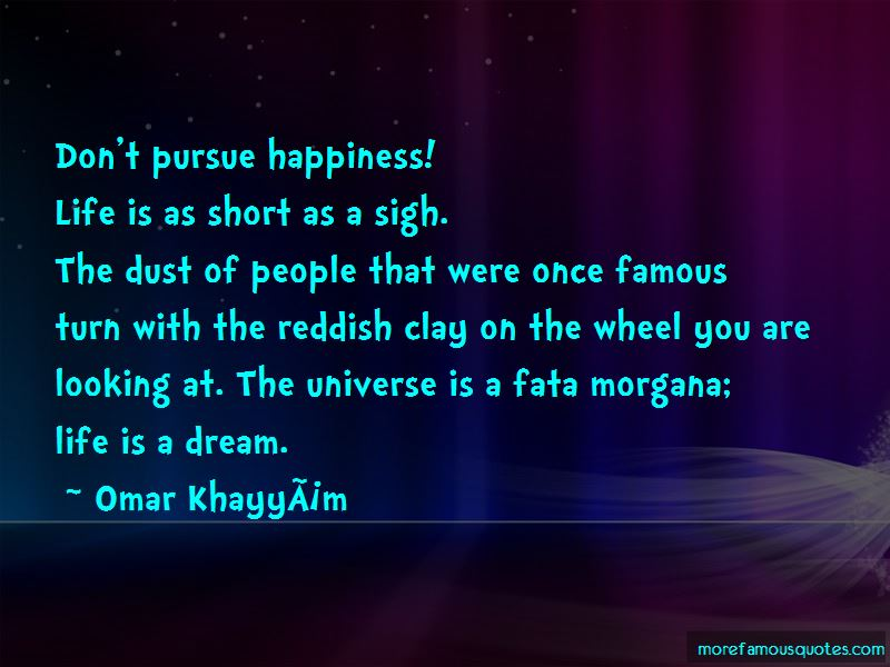 Pursue Happiness Quotes