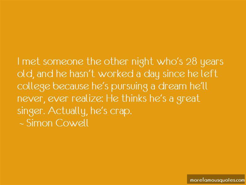 Pursuing A Dream Quotes Pictures 2