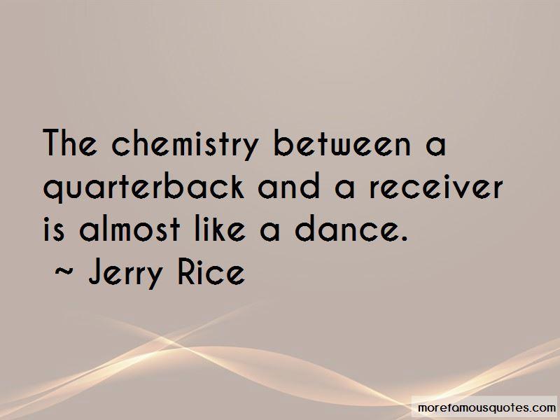 Quarterback And Receiver Quotes