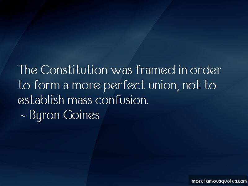 A More Perfect Union Quotes Pictures 4
