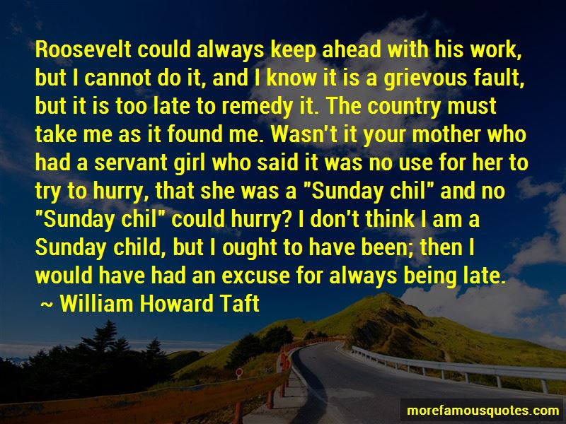 Quotes About Always Being Late
