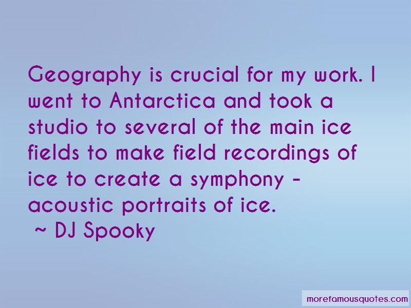 Quotes About Antarctica