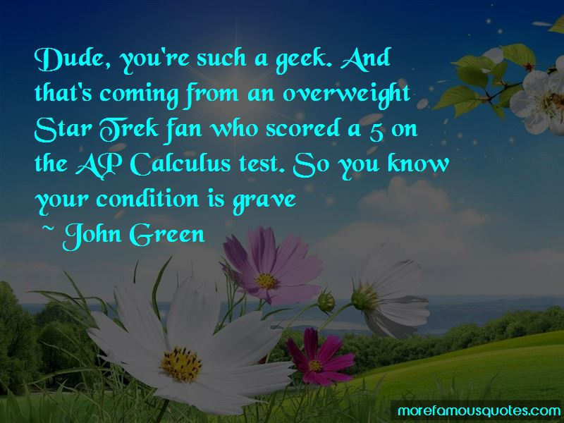 Quotes About Ap Calculus