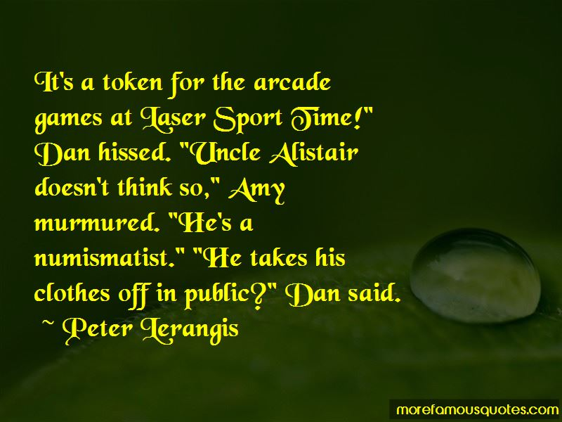 Quotes About Arcade Games