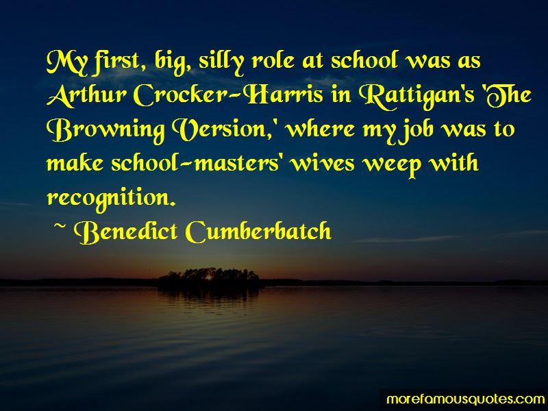 Quotes About Arthur Harris