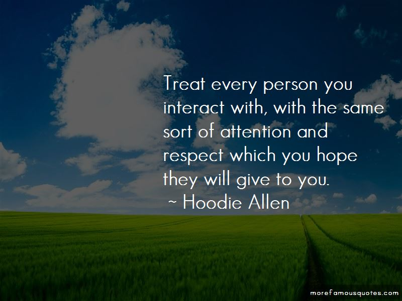 Attention And Respect Quotes Pictures 4