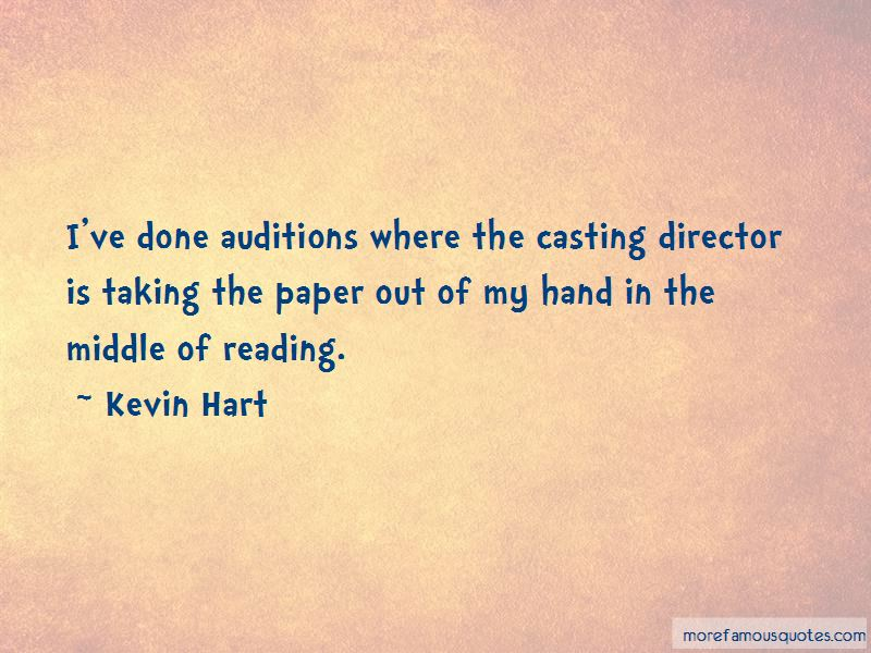 Auditions Quotes Pictures 2