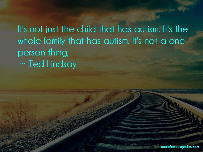 Autism And Family Quotes Pictures 3