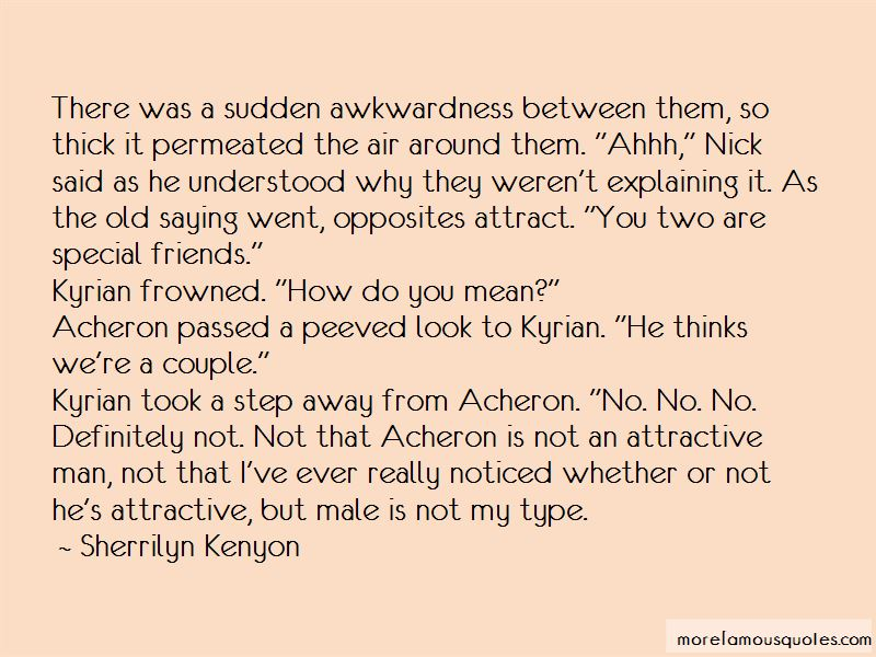 Quotes About Awkwardness Between Friends