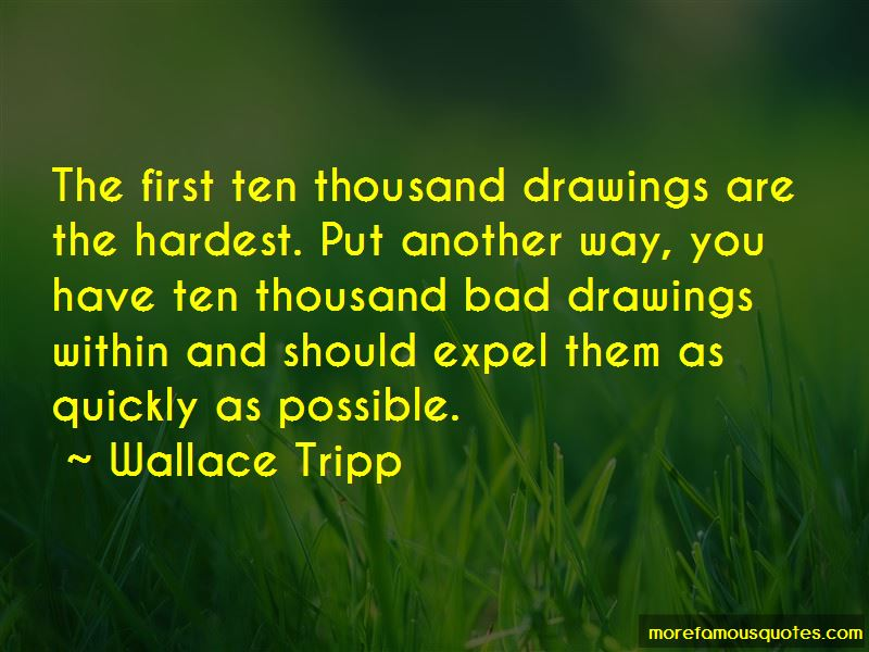 Quotes About Bad Drawings