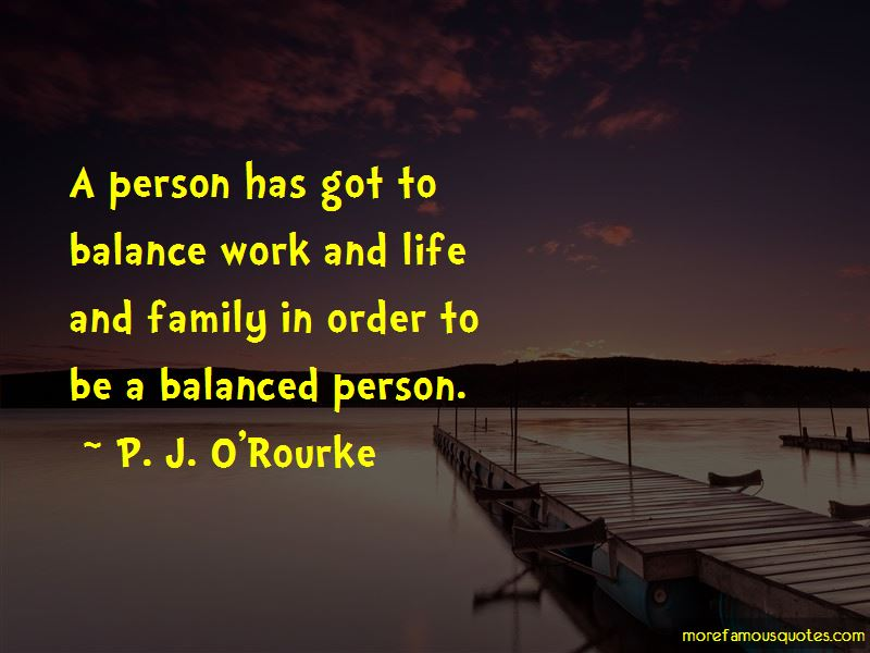 Quotes About Balance Work And Life