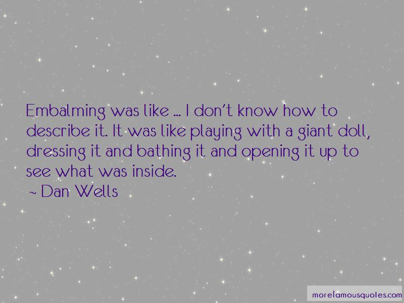 Quotes About Bathing
