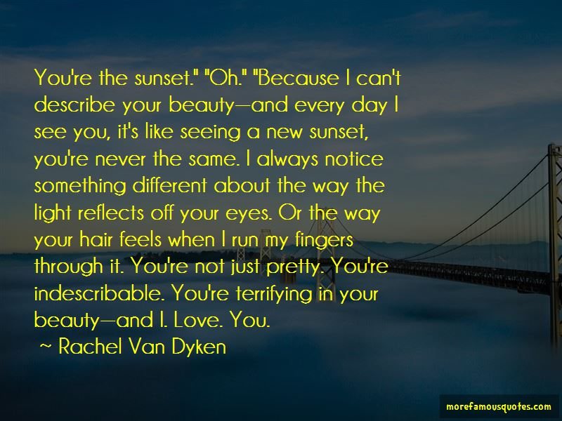 Beauty Through Eyes Quotes Pictures 2