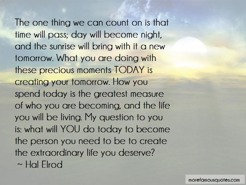Quotes About Becoming Who You Are Today