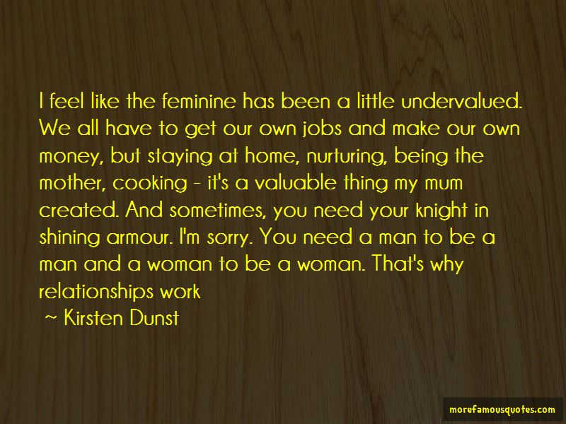 Quotes About Being A Man To Your Woman