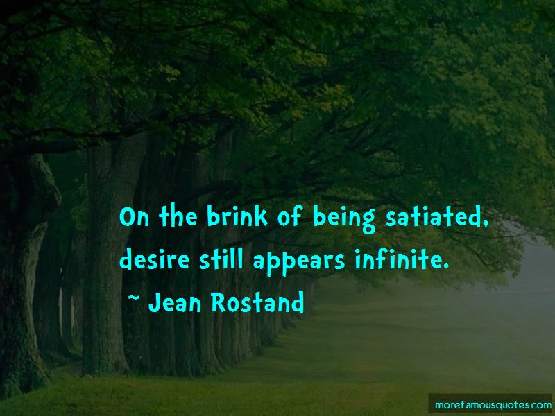 Being Satiated Quotes Pictures 2
