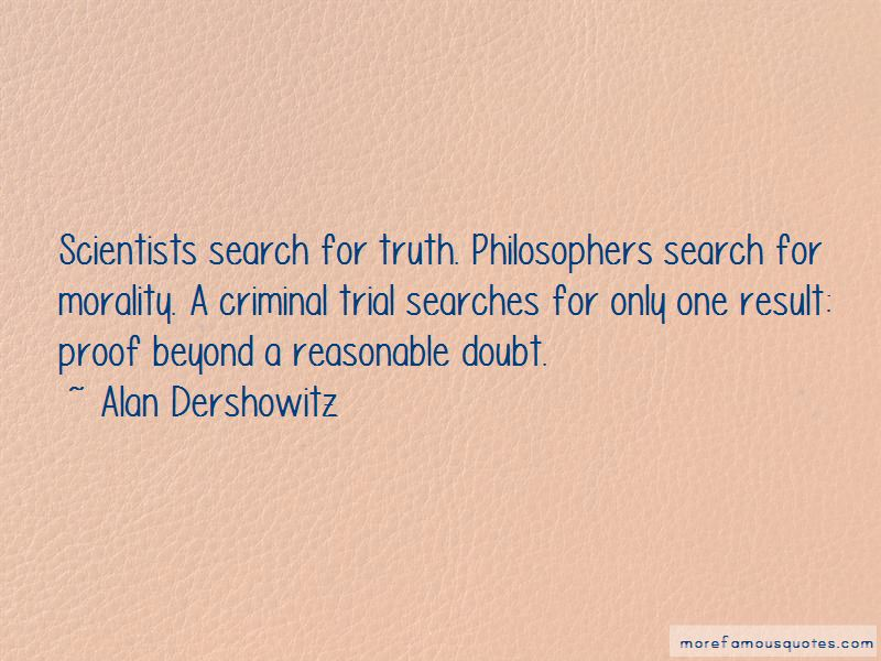 Beyond A Reasonable Doubt Quotes Pictures 3