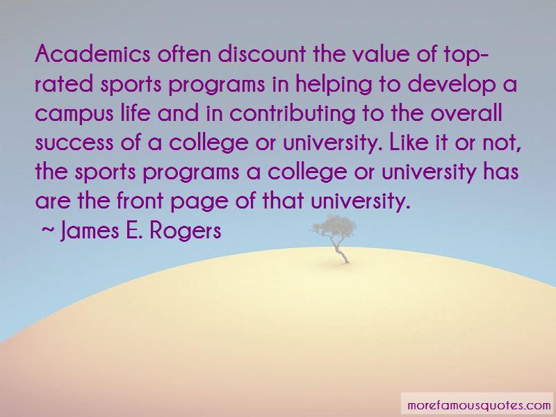 Campus Life Quotes Pictures 2