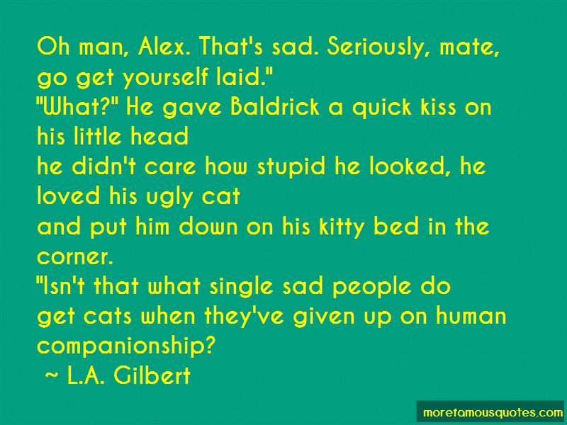 Quotes About Cat Companionship