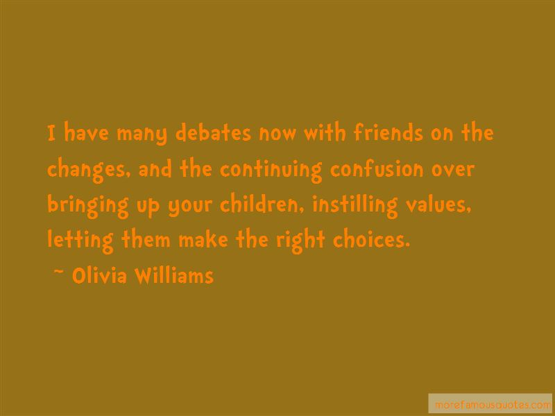 Quotes About Changes And Choices