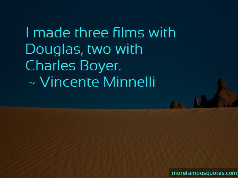 Quotes About Charles Boyer