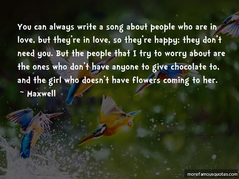 Chocolate And Flowers Quotes Pictures 4