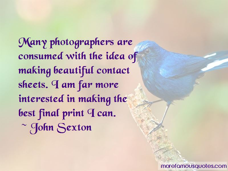 Contact Sheets Quotes Pictures 3