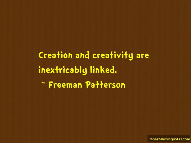 Quotes About Creation And Creativity