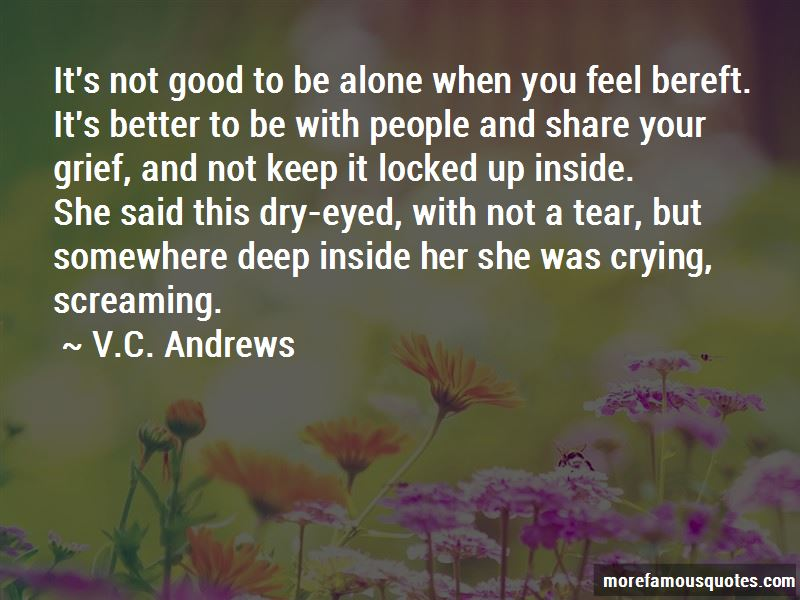 Crying Deep Inside Quotes Pictures 4