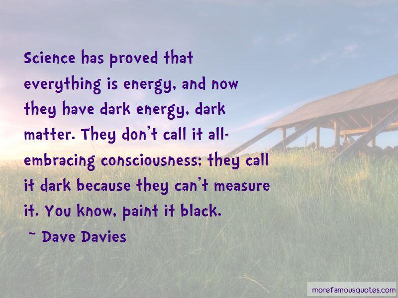 Dark Matter Quotes Pictures 3