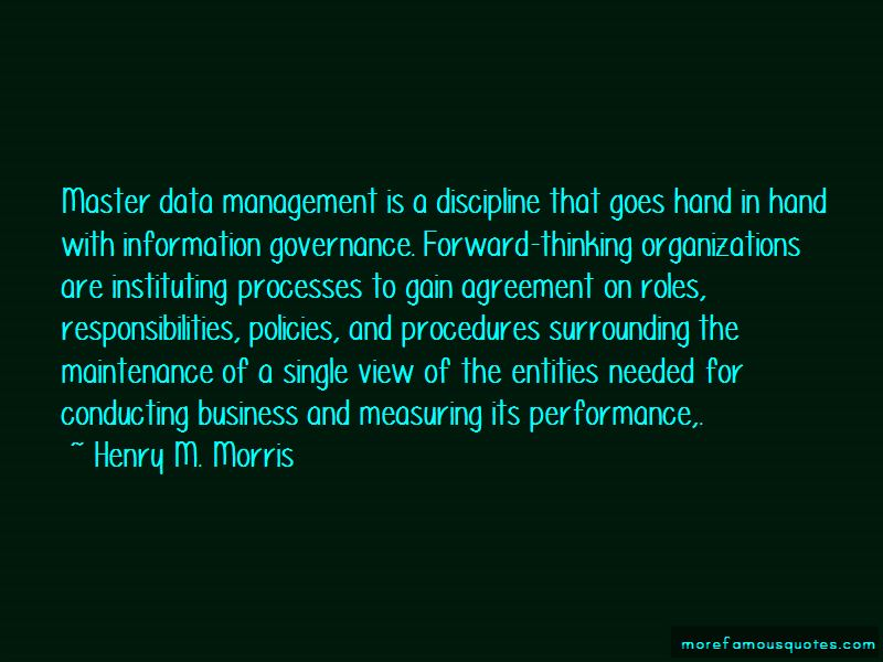 Quotes About Data Management