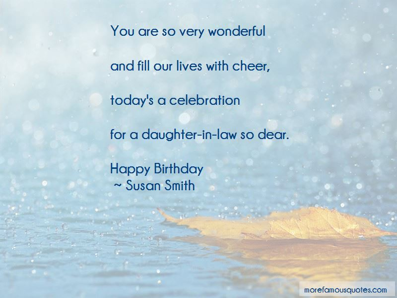 Quotes About Daughter Birthday