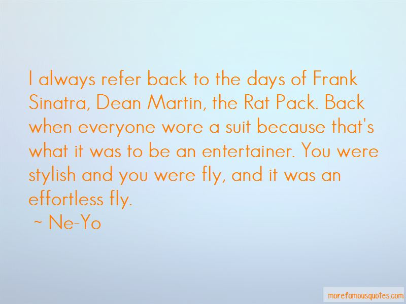 Quotes About Dean Martin