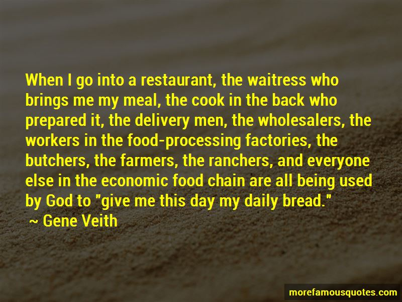 Quotes About Delivery Food