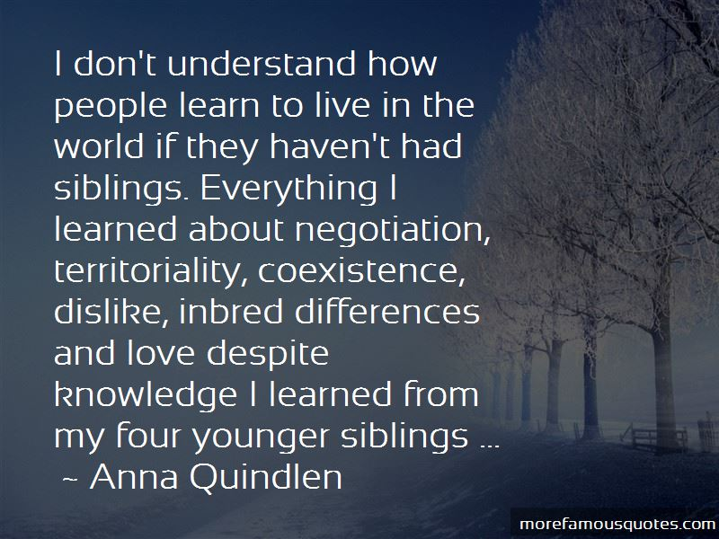 Quotes About Differences And Love