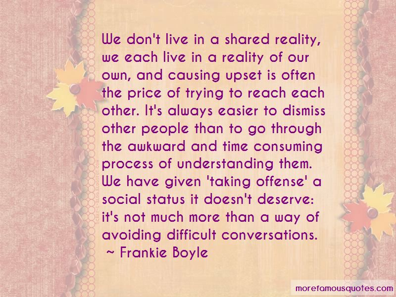 Quotes About Difficult Conversations