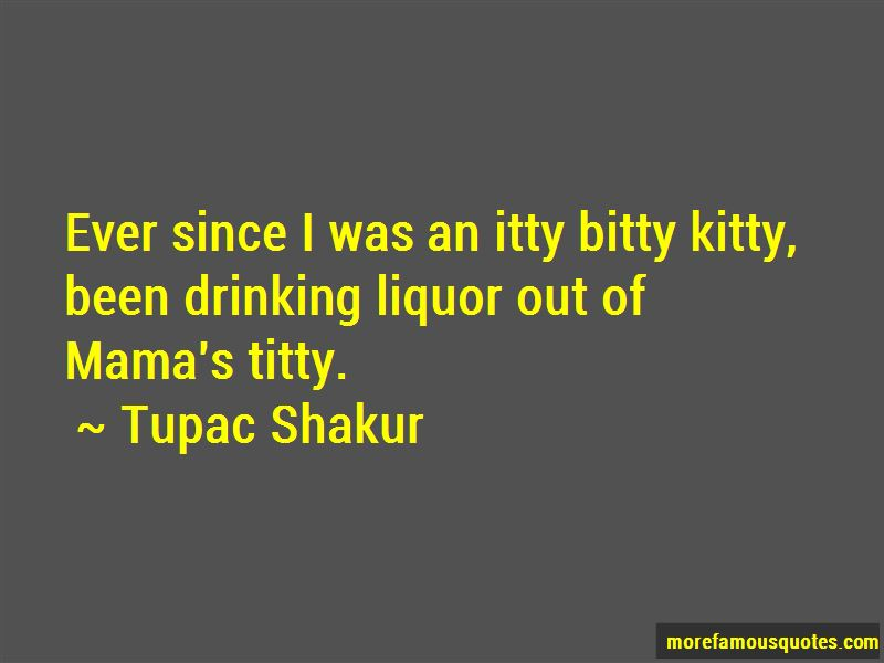 Quotes About Drinking Liquor