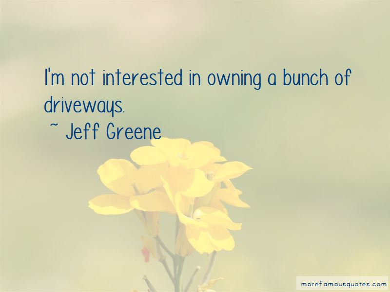 Quotes About Driveways
